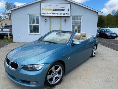 2007 BMW 3 Series for sale at COLUMBUS AUTOMOTIVE in Reynoldsburg OH
