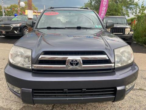 2005 Toyota 4Runner for sale at Best Cars R Us in Plainfield NJ