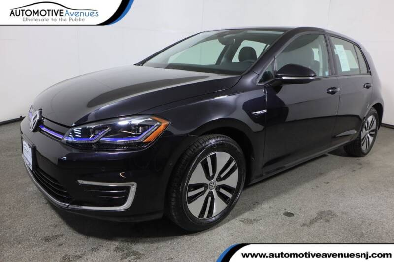 2019 Volkswagen e-Golf for sale in Wall Township, NJ