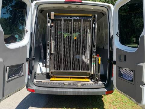 2014 Mercedes-Benz Sprinter Crew for sale at Diversified Auto Sales of Orlando, Inc. in Orlando FL