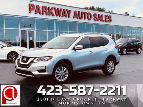 2018 Nissan Rogue for sale at Parkway Auto Sales, Inc. in Morristown TN