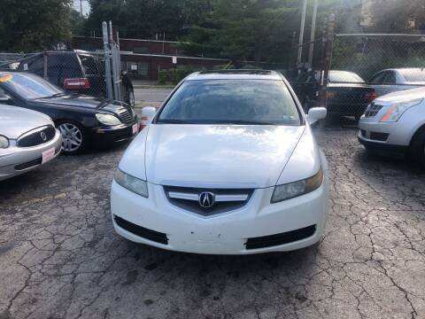 2004 Acura TL for sale at Six Brothers Auto Sales in Youngstown OH