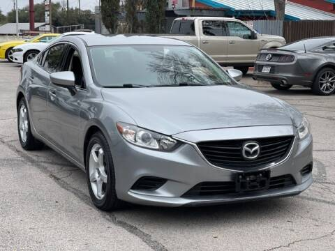2015 Mazda MAZDA6 for sale at AWESOME CARS LLC in Austin TX