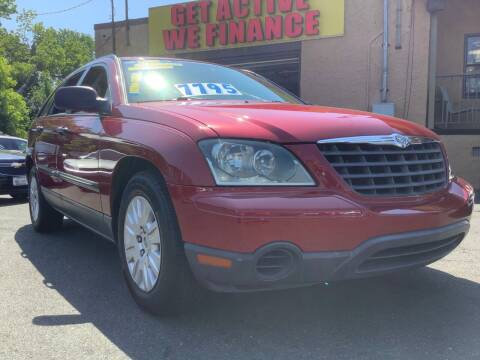 2006 Chrysler Pacifica for sale at Active Auto Sales Inc in Philadelphia PA