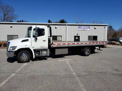 2014 Hino 258 for sale at GRS Auto Sales and GRS Recovery in Hampstead NH