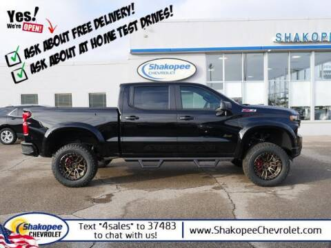2020 Chevrolet Silverado 1500 for sale at SHAKOPEE CHEVROLET in Shakopee MN