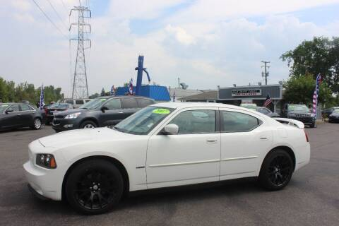 2007 Dodge Charger for sale at D & B Auto Sales LLC in Washington Township MI