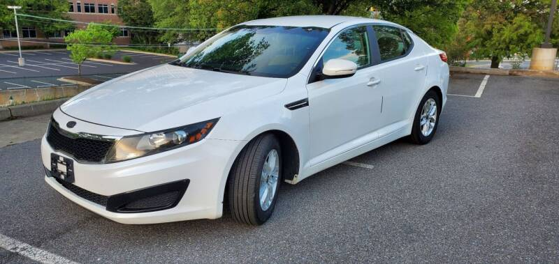 2011 Kia Optima for sale at Auto Wholesalers Of Rockville in Rockville MD