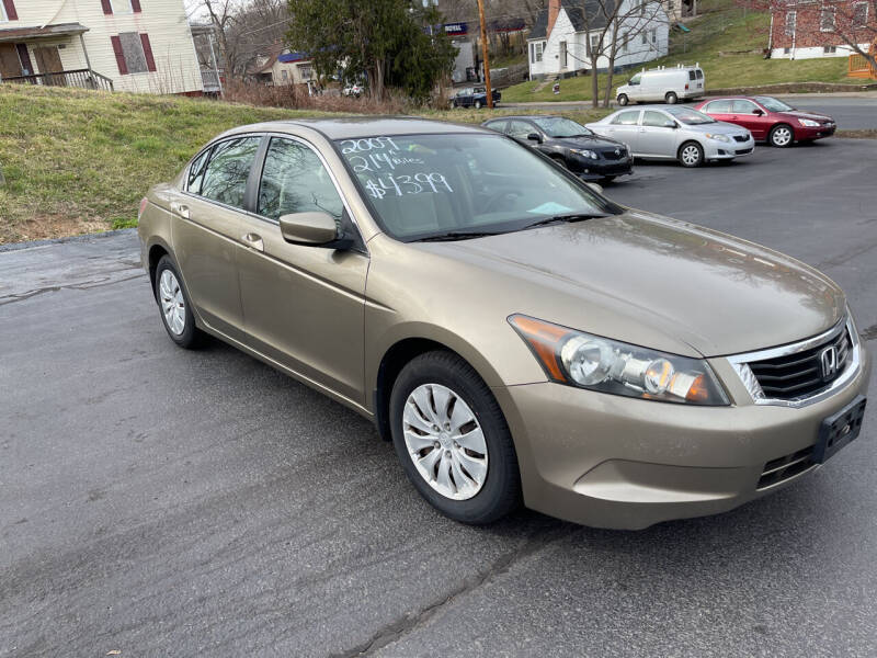 2009 Honda Accord for sale at KP'S Cars in Staunton VA