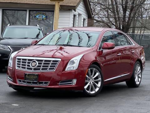 2014 Cadillac XTS for sale at Kugman Motors in Saint Louis MO