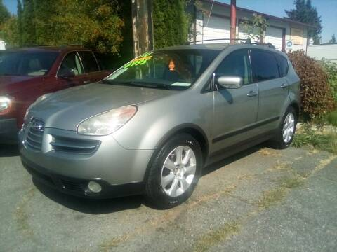 2006 Subaru B9 Tribeca for sale at Payless Car & Truck Sales in Mount Vernon WA