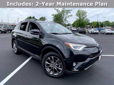 2018 Toyota RAV4 Hybrid for sale at Smart Motors in Madison WI
