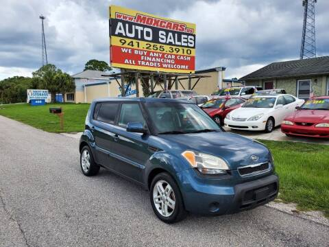 2011 Kia Soul for sale at Mox Motors in Port Charlotte FL