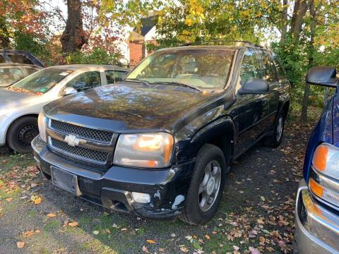 2008 Chevrolet TrailBlazer for sale at Charles and Son Auto Sales in Totowa NJ