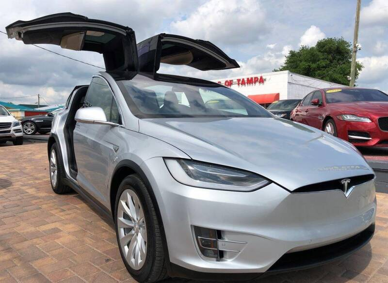 2016 Tesla Model X for sale at Cars of Tampa in Tampa FL