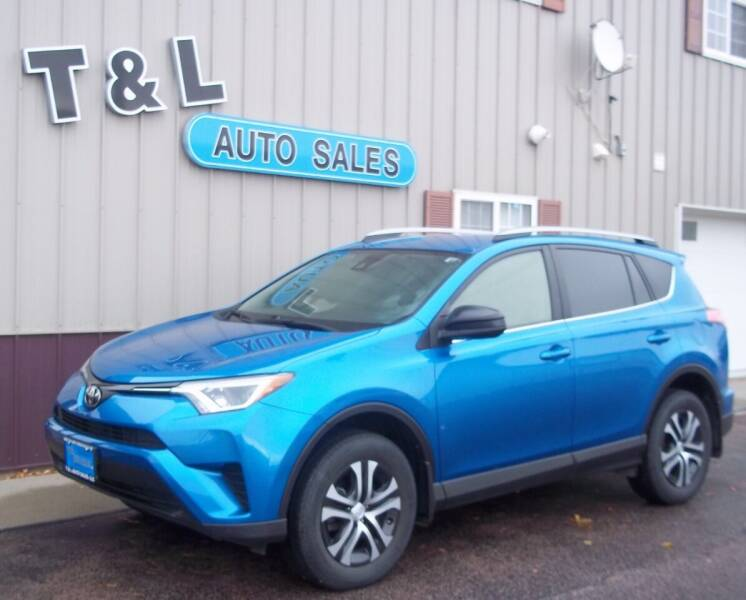 2017 Toyota RAV4 for sale in Sioux Falls, SD
