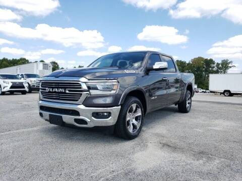 2020 RAM Ram Pickup 1500 for sale at Hardy Auto Resales in Dallas GA