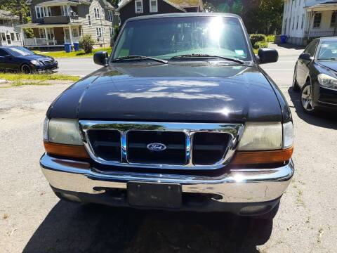 2000 Ford Ranger for sale at Broad Street Auto in Meriden CT