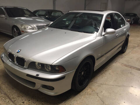 2003 BMW M5 for sale at Milpas Motors Auto Gallery in Ventura CA
