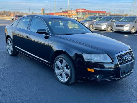 2008 Audi A6 for sale at Quality Motors Inc in Indianapolis IN