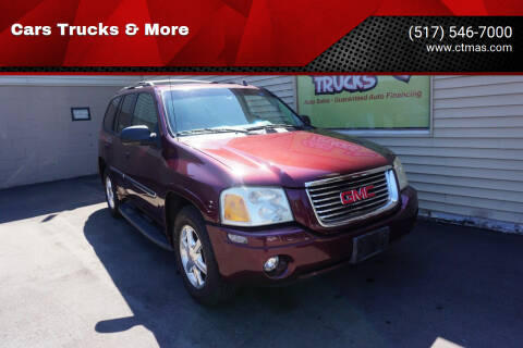2007 GMC Envoy for sale at Cars Trucks & More in Howell MI