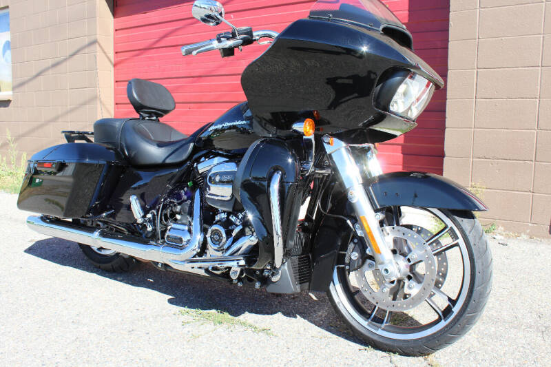 2018 Harley-Davidson/By Appointment FLTRX Road Glide for sale at J.K. Thomas Motor Cars in Spokane Valley WA
