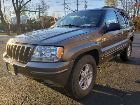 1999 Jeep Grand Cherokee for sale at Premium Motors in Rahway NJ