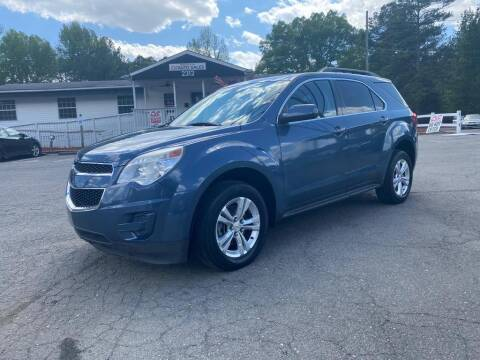 2011 Chevrolet Equinox for sale at CVC AUTO SALES in Durham NC