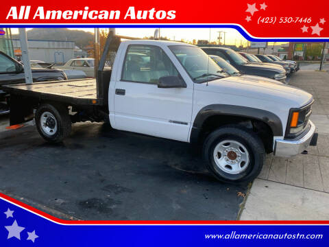 2000 Chevrolet C/K 2500 Series for sale at All American Autos in Kingsport TN