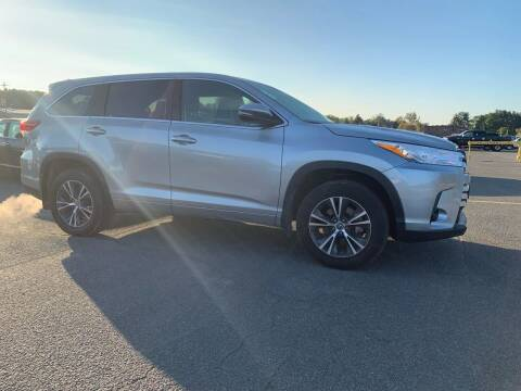 2017 Toyota Highlander for sale at South Point Auto Plaza, Inc. in Albany NY