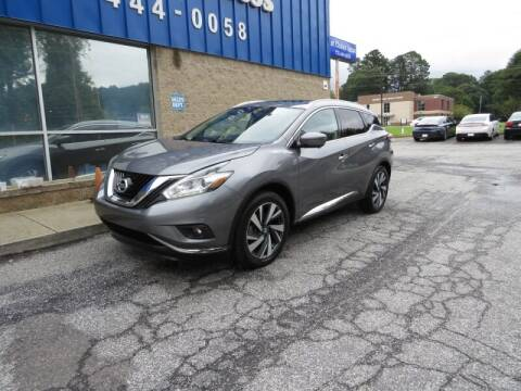 2018 Nissan Murano for sale at 1st Choice Autos in Smyrna GA