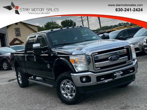 2016 Ford F-250 Super Duty for sale at Star Motor Sales in Downers Grove IL