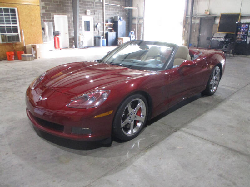 2006 Chevrolet Corvette for sale at Lease Car Sales 2 in Warrensville Heights OH