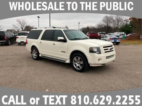 2007 Ford Expedition EL for sale at Lasco of Grand Blanc in Grand Blanc MI