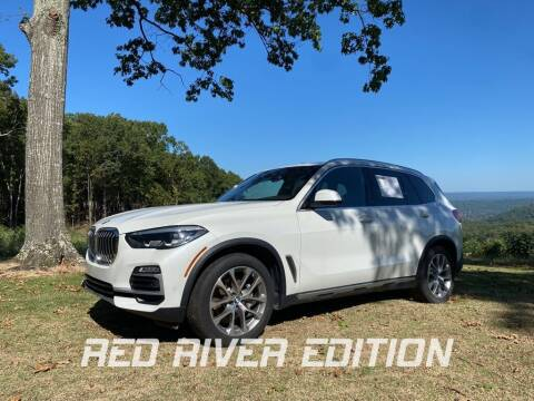 2019 BMW X5 for sale at RED RIVER DODGE in Heber Springs AR