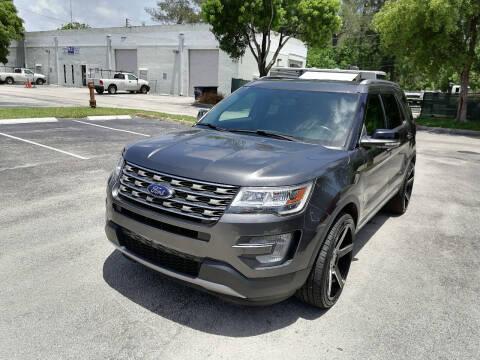 2017 Ford Explorer for sale at Best Price Car Dealer in Hallandale Beach FL