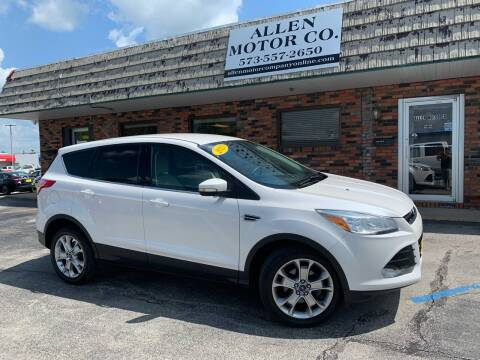 2013 Ford Escape for sale at Allen Motor Company in Eldon MO
