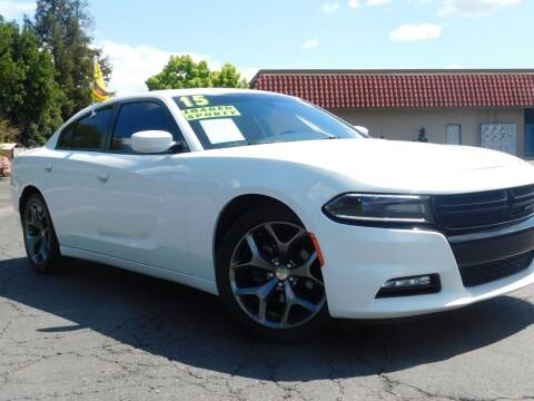 2015 Dodge Charger for sale at BAY AREA CAR SALES in San Jose CA