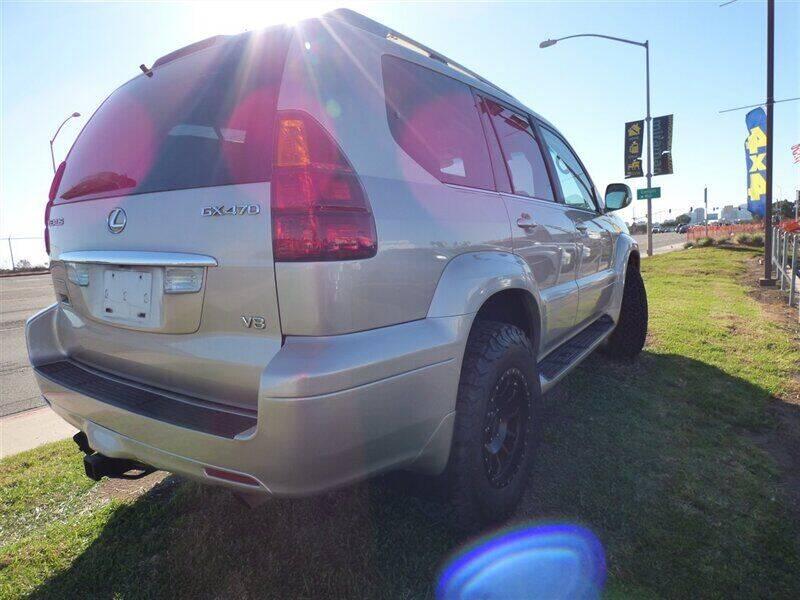 2007 Lexus GX 470 4dr SUV 4WD - San Diego CA