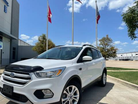 2018 Ford Escape for sale at TWIN CITY MOTORS in Houston TX