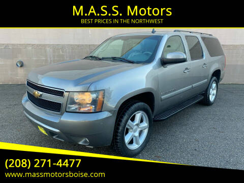 2007 Chevrolet Suburban for sale at M.A.S.S. Motors in Boise ID
