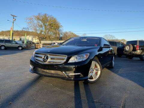 2012 Mercedes-Benz CL-Class for sale at Auto Credit Group in Nashville TN