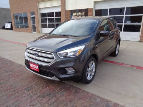 2019 Ford Escape for sale at Rediger Automotive in Milford NE
