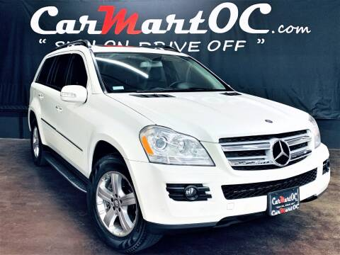 2008 Mercedes-Benz GL-Class for sale at CarMart OC in Costa Mesa, Orange County CA