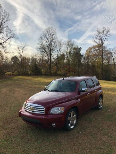 2007 Chevrolet HHR for sale at Gregs Auto Sales in Batesville AR
