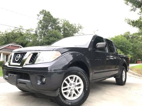 2014 Nissan Frontier for sale at Cobb Luxury Cars in Marietta GA
