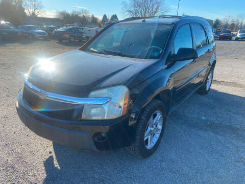 2005 Chevrolet Equinox for sale at US5 Auto Sales in Shippensburg PA