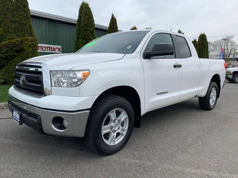 2012 Toyota Tundra for sale at AUTOTRACK INC in Mount Vernon WA