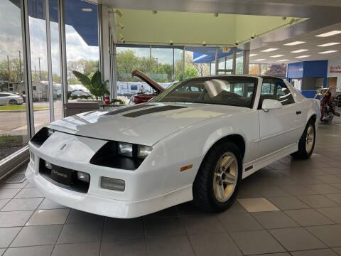 1989 Chevrolet Camaro for sale at A 1 Motors in Monroe MI