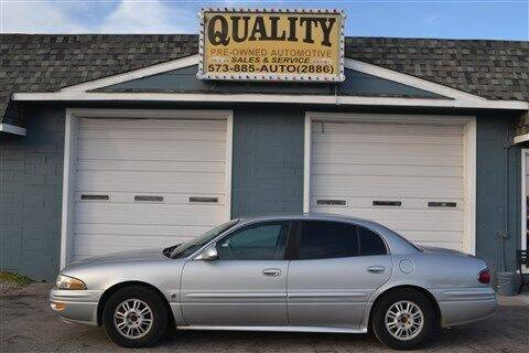 2003 Buick LeSabre for sale at Quality Pre-Owned Automotive in Cuba MO